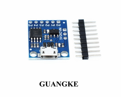 1pcs Digispark kickstarter Micro development board ATTINY85 module for Arduino usb