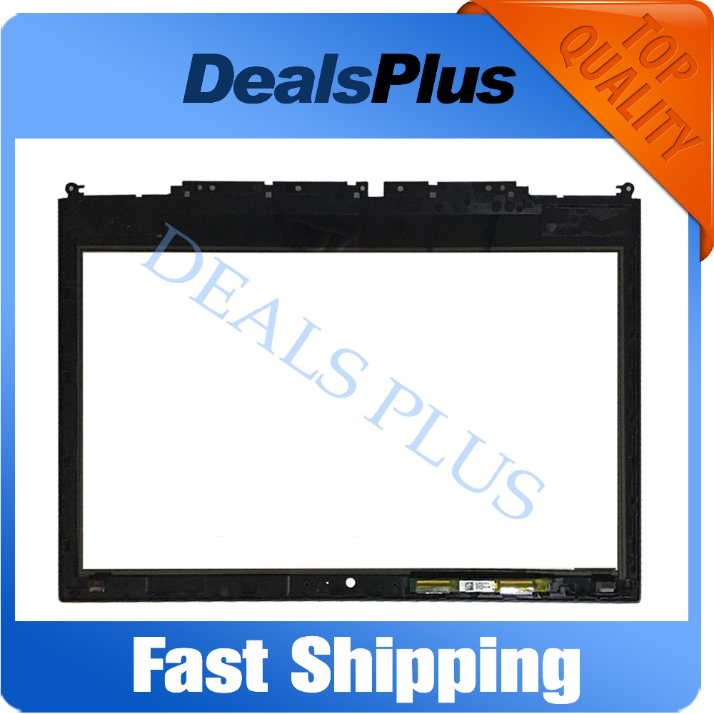 Replacement New Touch Screen Digitizer with Frame For Toshiba Satellite Radius E45W-C4200X C-Series 14-inch Black Free Shipping  цены онлайн