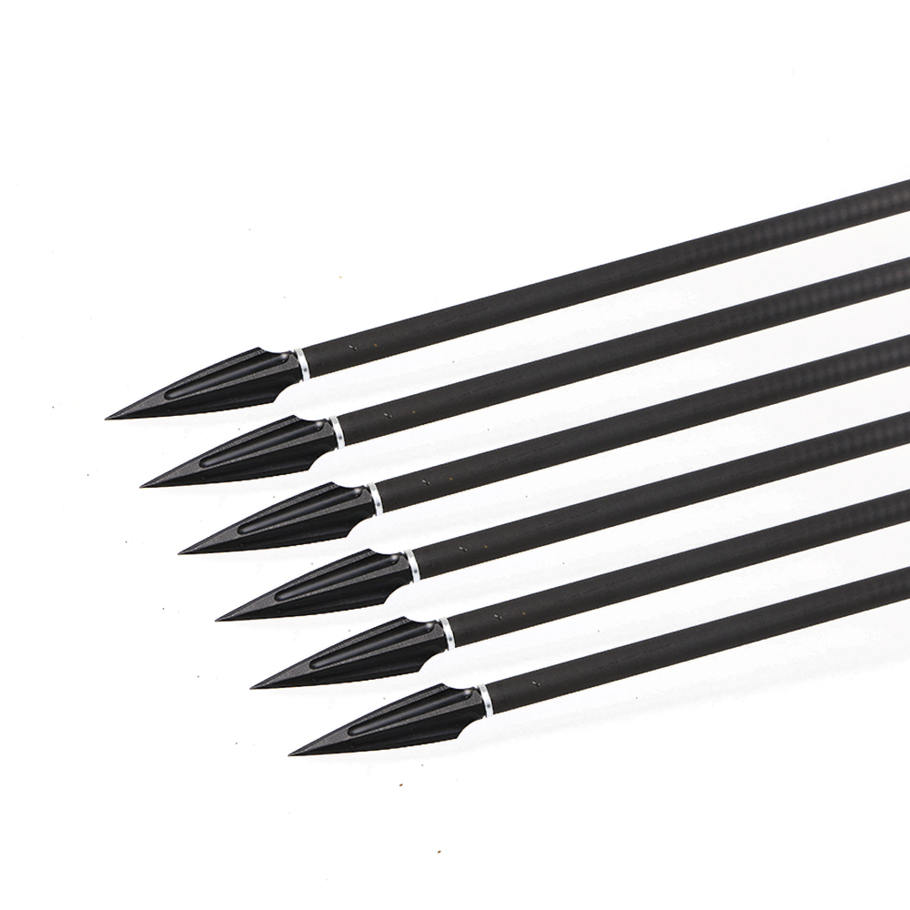 Image 5 - 6pcs High Carbon Steel Arrow Heads Broadheads Tips Arrow Points Archery Arrowheads for Compound Bow Crossbow Recurve Bow-in Bow & Arrow from Sports & Entertainment