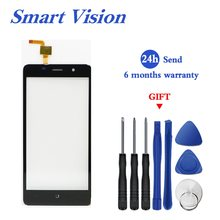 5.5'' For Leagoo M5 Plus Touch Screen Digitizer Panel Repair Parts Touchscreen Front Glass Lens Sensor Tools +Free Adhesive Gift
