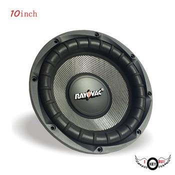 10-Inch 600W 12V  Car Speaker Subwoofer Horn Loudspeaker Audio Bass Automobile Speakers Car-Styling High-End Auto subwoofer