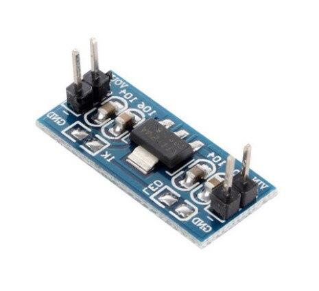 100 قطعة AMS1117 AMS1117 5.0/ AMS1117 3.3 5.0v امدادات الطاقة وحدة