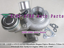 TF035 49135-02910 49135-02920 1515A123 Turbo Turbocharger For Mitsubishi SHOGUN PAJERO MONTERO 2007- 3.2L 4M42 TRITAN 3200 170HP