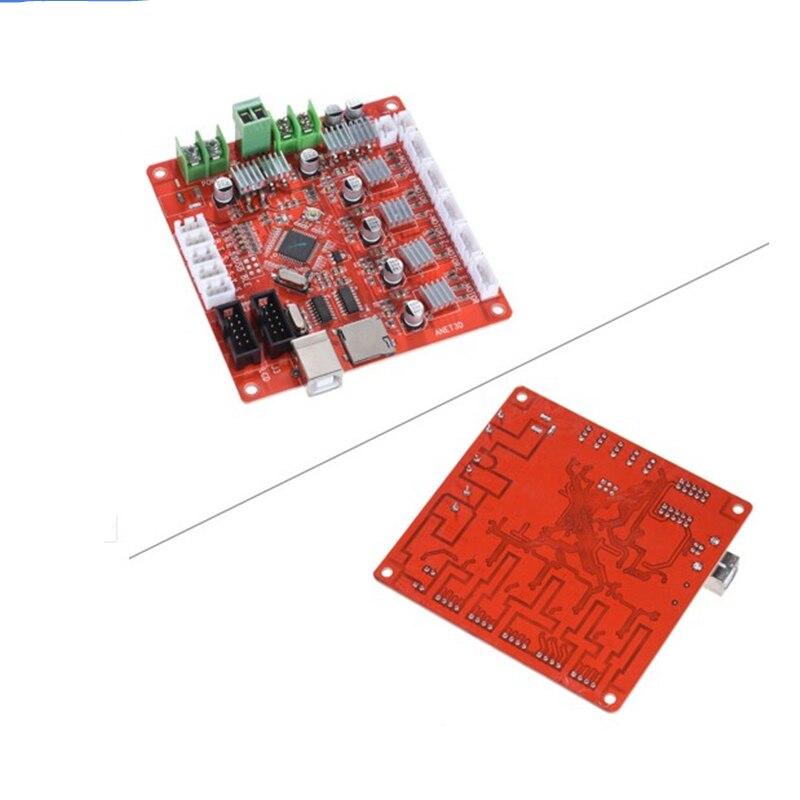 CTC 2019 nouvelle imprimante 3D bricolage Prusa i3 Reprap MK8 kit de bricolage MK2A lit chauffant LCD contrôleur v-slot reprendre impression de panne de courant - 6