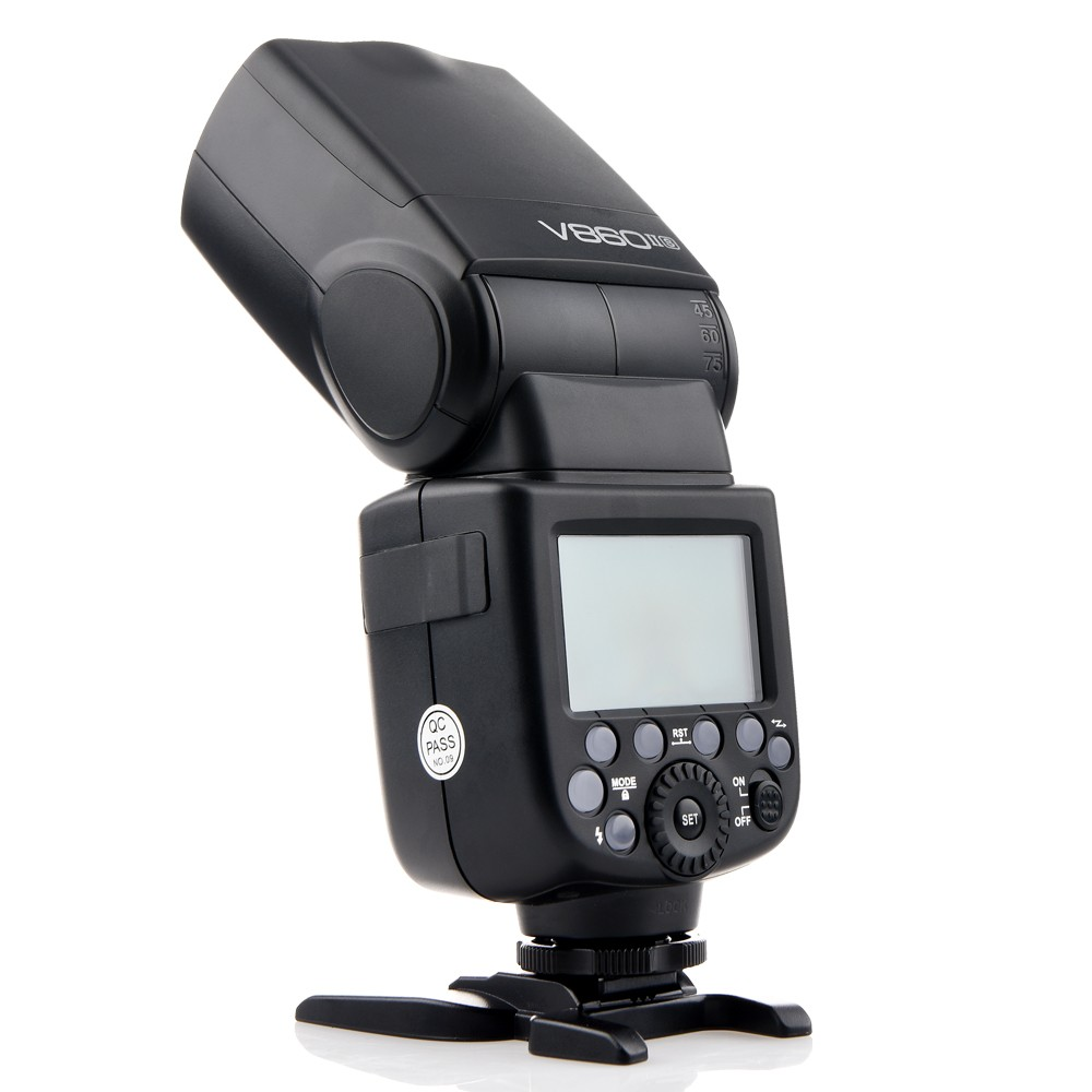 Godox Ving V860II V860II-F Speedlite Li-ion Battery Flash Fast HSS For Fuji Fujifilm Camera X-Pro2 X-T20 X-T1 X-T2 X-Pro1 X100F replacement li ion 2 x battery charger fnp 50 np50 for fuji camera f50fd f60fd f100fd