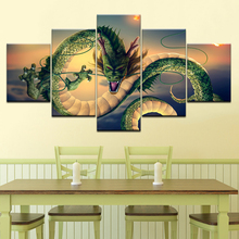 Dragon Ball Anime Paintings on Canvas Wall Art for Home Decor Painting Modern HD Printed Poster Artwork