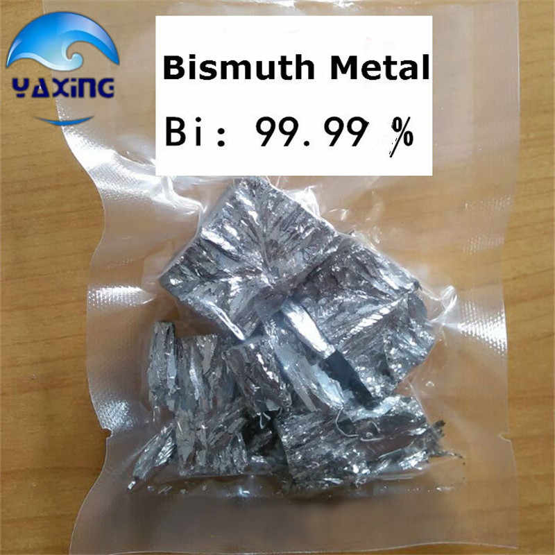 Bismuth Metal, Bismuth 99.99% pure, high pure Free Shipping!