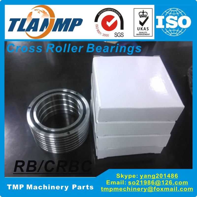 CRBC7013UUT1 P5 Crossed Roller Bearings 70x100x13mm TLANMP High precision Multi directional load Robotic Bearings