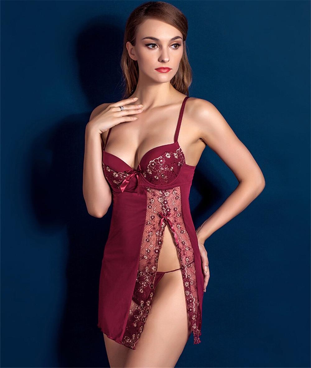 Порно шелковой ночной белье фото 649-306