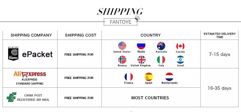 shipping完成