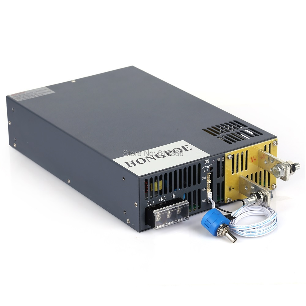 1PCS SE-1500-60 DC 0-60v power supply 60V 25A 1500W 60V adjustable power AC-DC High-Power PSU 1500W DC60V25A cps 6011 60v 11a digital adjustable dc power supply laboratory power supply cps6011