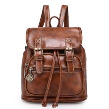 Для женщин рюкзак высокое качество из искусственной кожи Mochila Escolar Школьные сумки для подростков Обувь для девочек топ-ручка большой Ёмкость студент Вышивка Крестом Пакет