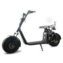 1000 Вт электромобили, подлинный, Harley электрический самокат, 60 В литий-ионный аккумулятор электрический велосипед