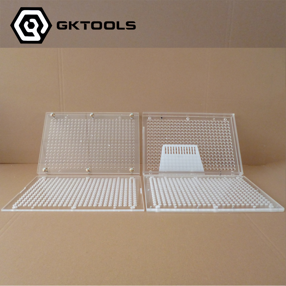 Capsule Filling Machine,400 Holes Capsule Filling Board   Without Tamping Tool Can Customize 00#,0#,1#,2#,3#,4#,5# capsule filling machine 187 cavity manual capsule filler with tamping tool can customize for 000 00 0 1 2 3 4 5 size