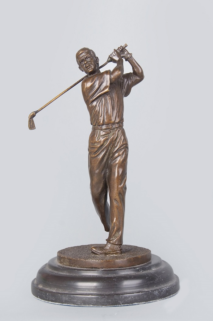 Online Buy Wholesale golf statue from China golf statue ...