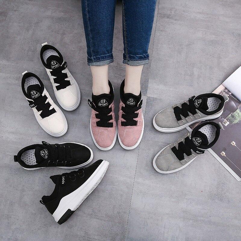 Cuir Chaussures Slipony Printemps Glissement En 2018 Occasionnel Femme gris rose Noir Plat Femmes Sur blanc H039 Respirant Creepers Dames Causal 6Ewx6Yqgnz