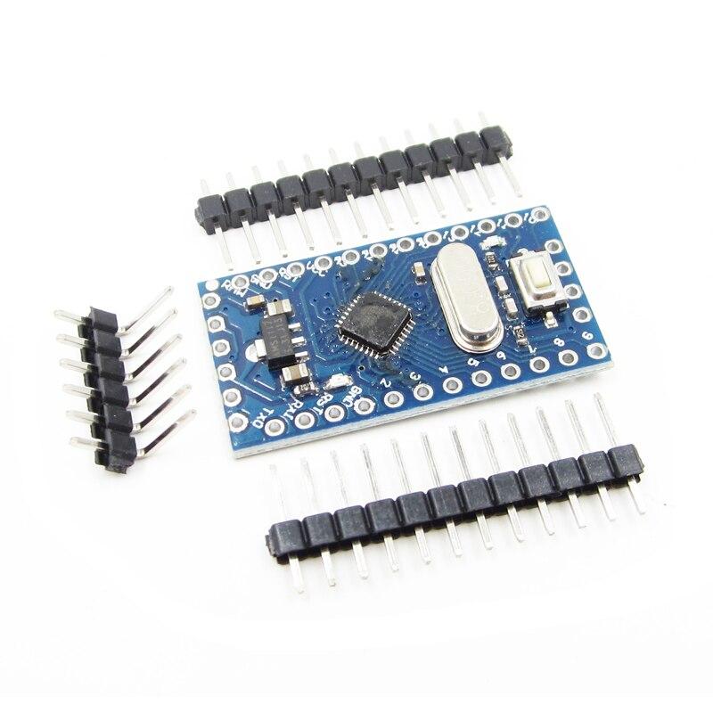 5v pro mini ATmega 168 módulos 16m for Arduino compatible nano replace ATmega328