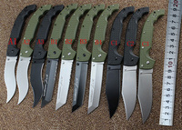 10 Models 29UXTGH VOYAGER XL Military Tactical Knife 8CR13MOV Blade Folding Knife TANTO Outdoor Pocket Survival