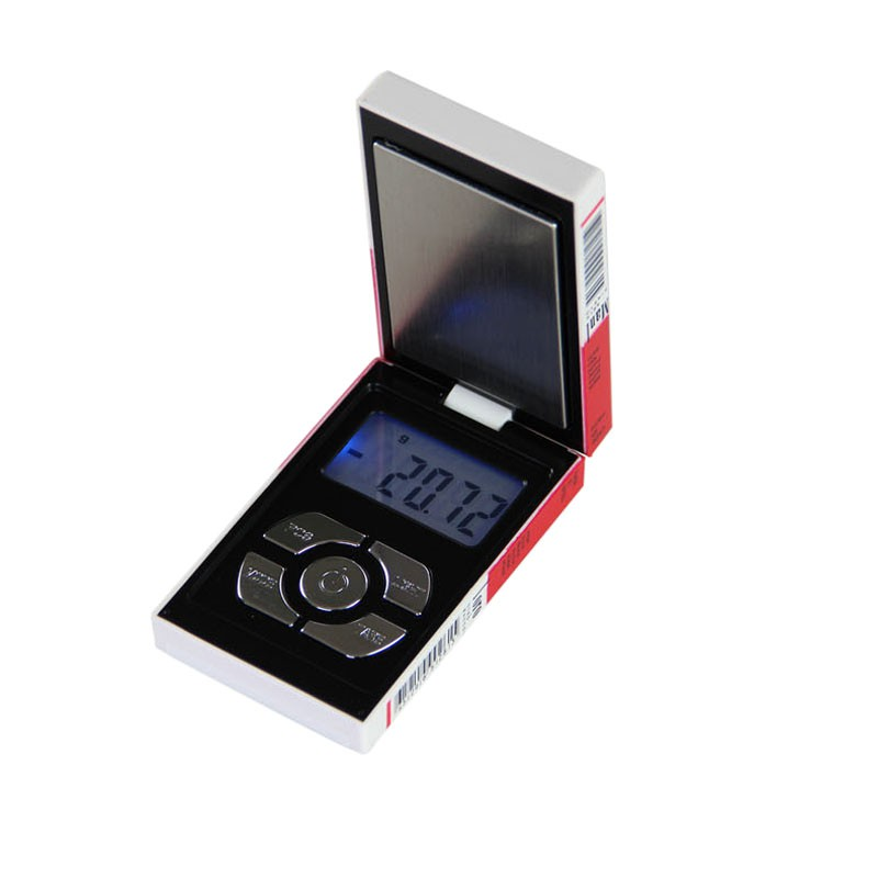 Electronic Digital Lab Weight High Precision Scale Cigarette Box Weigh Balance 0.01 200g LCD Digital Jewelry Scales