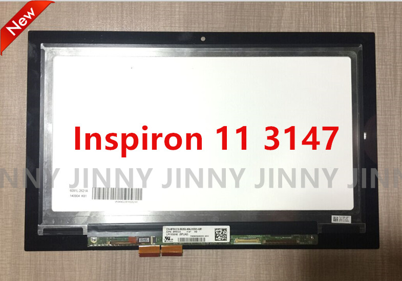 1.6 LCD Touch screen Glass Digitizer For Dell Inspiron 11 3147 3000 LP116WH6 SPA2 LP116WH6 SP A2 LCD Assembly