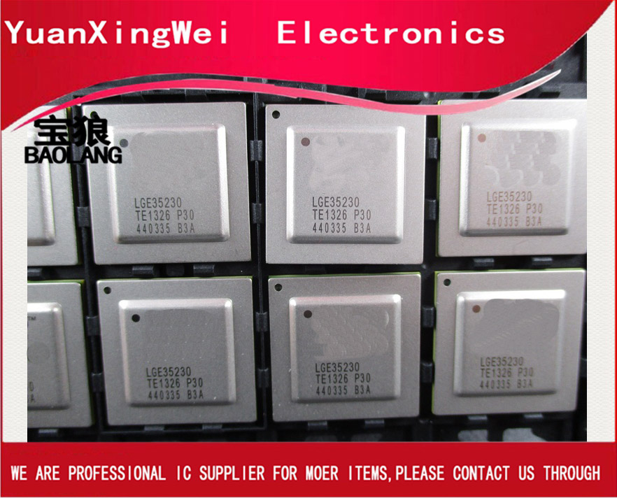 1PCS LGE35230 BGA lge35230 e35230 bga 1pcs a large amount of stock in stock can be purchased directly