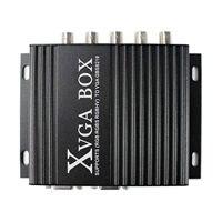 Gbs8219 인터페이스 d-sub 15 핀 표준 vga 포트 출력 산업용 모니터 어댑터 용 15pin vga 지원 12 v 1a 전원 공급 장치