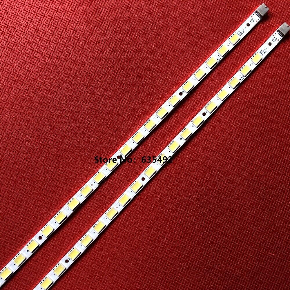 Obliging 4pcs 100% New Kdl-40ex700 Lk400d3la8s Led Backlight Bar Sled 090907 Ae4060b Runtk 4335tp 109-014-62 Runtk4335tp 455mm 43 Leds Lights & Lighting
