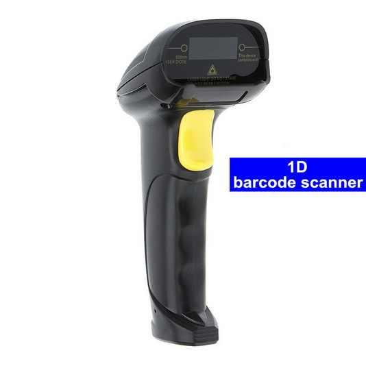 Dhl или fedex 20 шт YHD-8200 двунаправленный USB кабель лазерный сканер штрих-кодов ручной сканер штрих-кода пистолет для магазин супермаркет