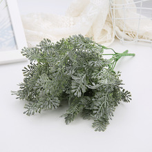 New Arrival 1pcs Spray Green purple red Artifcial plant Leaf branch fake plant for home garden decoration
