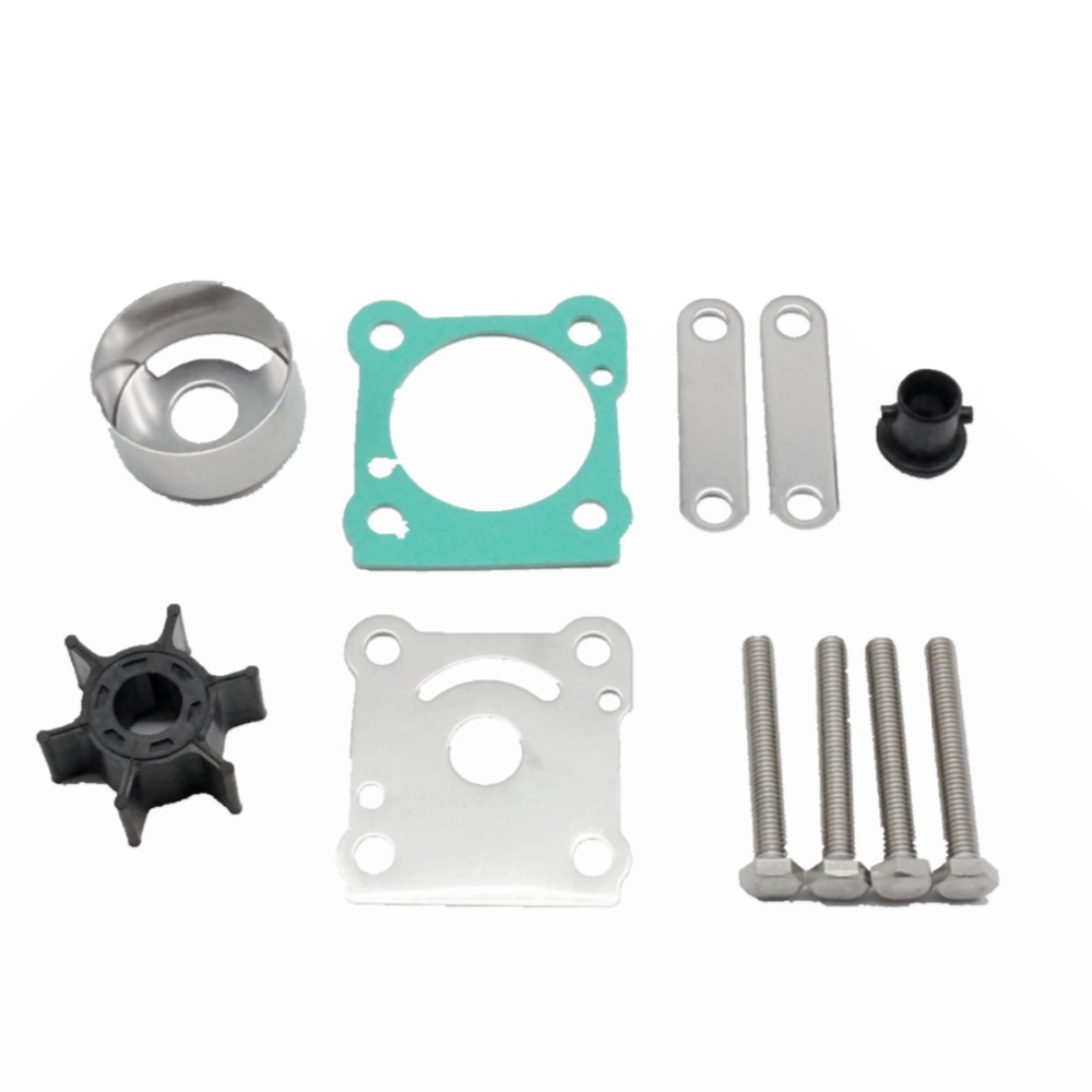 Water Pump Repair Kit For YAMAHA 6N0-W0078-A0-00 1996 And Newer 6 / 8 Outboards