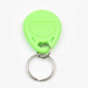 Image 4 - 10pcs em4305 Copy Rewritable Writable Rewrite Duplicate RFID Tag Proximity ID Token Key Keyfobs Ring 125Khz Card Access