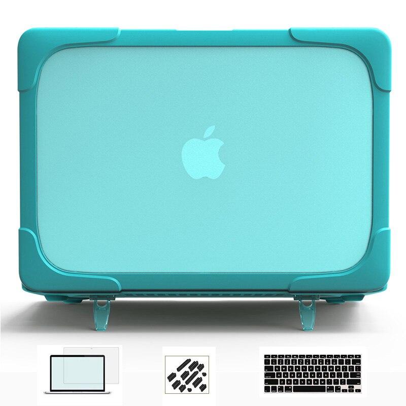 New Design Laptop bag case For MacBook Air 13 Hard Case accessories For Mac Book Pro Retina 15 11 12 inch premium new matte case for apple macbook air 11 13 inch laptop sleeve for mac book pro 13 15 with retina keyboard cover