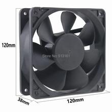 цена на Gdstime DC 12V 0.5A 12038 120x120x38mm 12cm 120mm Ventilateur Cooler Cooling Fan