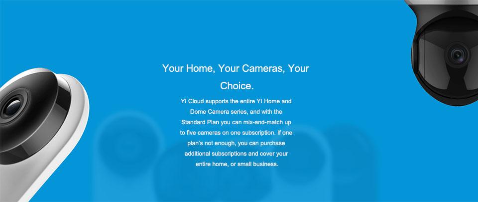 Йи 1080 p для дома камера беспроводной IP-безопасности системы сто widows Йи облако доступны