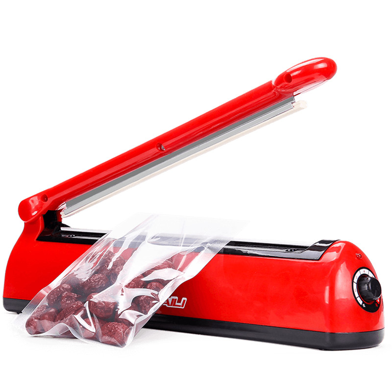 YTK Vacuum Sealer Best Manual Portable Household Food Wet Dry 220V 30X0.5cm Packaging Machine цена