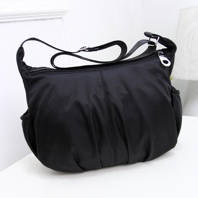 Casual Nylon Hobos Beach Bag Big Capicity Crossbody Bags For Women 2017 Shopper Handbag Messenger Bag Shoulder Bolasa Feminina