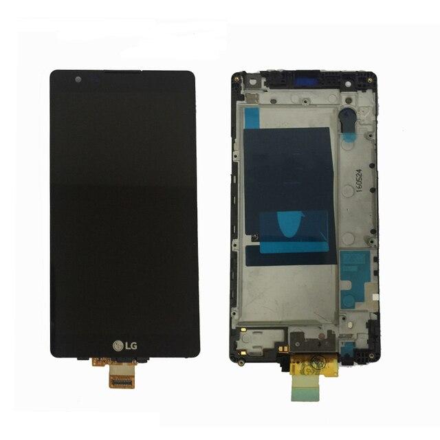 Оригинальный Для LG X Мощность K220DS K220 ЖК-дисплей Дисплей с Сенсорный экран планшета в сборе с рамкой Бесплатная доставка