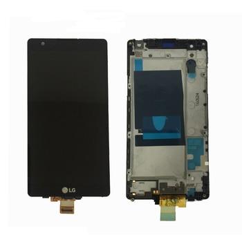 Originele Voor LG X Power K220DS K220 Lcd-scherm met Touch Screen Digitizer Vergadering Met Frame Gratis verzending