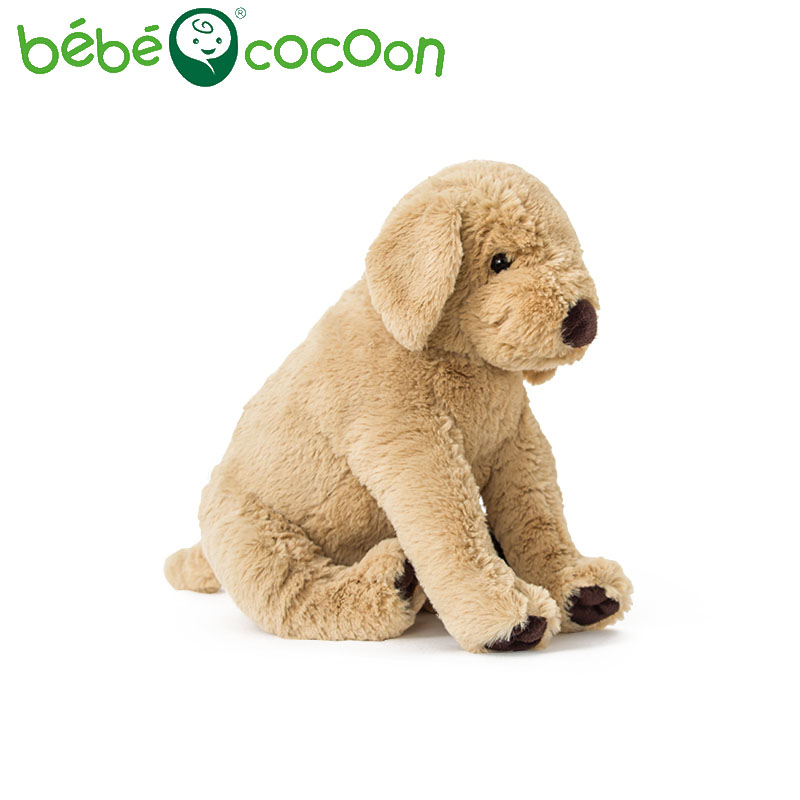 Bebecocoon Wholesale Kawaii Large Lying Plush Dog Lovely Pelucia Stuffed Animal Kids Soft Toy for Kid Boys Girls For Drop Ship fancytrader pop lovely 100cm big soft cartoon corgi plush toy 39inches lying stuffed animal dog pillow kids play doll gift