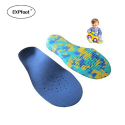 Children premium grade orthotic insole by expfoot lightweight soft sturdy orthotic insole for flat feet and.jpg 250x250
