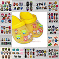 Hot cartoon 4-19pcs Avengers Toy Story Star War Pinding Nemo Pusheen shoes buckle accessories shoe charms fit party gift