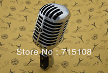 Professional Wired Vintage Classic Microphone Quality Dynamic Moving Coil Mike