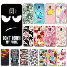 Various Fashion Case For Samsung Galaxy Core 2 Duos G355H Cute Cat Capa Phone Shell For Samsung Core2 SM-G355 G3559 Cover Fundas(China)