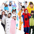 Kigurumi Unicorn Onesie Adult Kid Animal Pajamas For Women Girl Boy Funny Animel Cosplay Carnival Sleeping Costumes