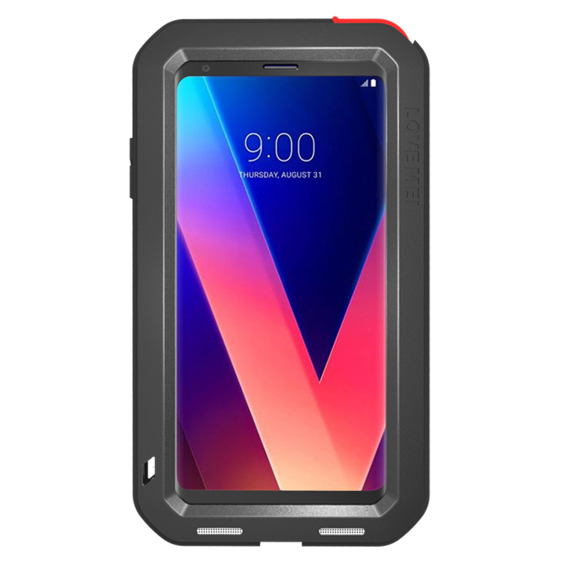 Armored Hybrid Cover Case Waterproof Case Fundas Housing Water/Dirt/Shock/Rain Proof For LG V30 Plus V35 ThinQ Case