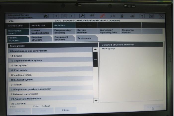 Wifi Version For Bmw Icom Next Diagnostic  U0026 Programming