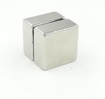 50pcs high quality 20x20x10mm Super strong neo neodymium magnet 20x20x10, NdFeB magnet 20*20*10mm, 20mm x 20mm x 10mm magnets