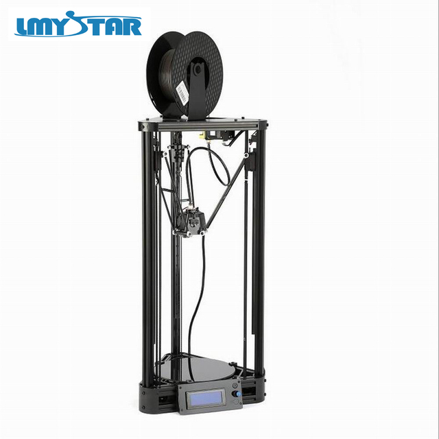Aliexpress.com : Buy LMYSTAR Delta 3D Printer Kit Metal Frame best ...