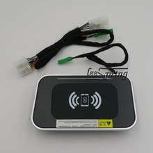 Car Wireless Charger for Toyota RAV4 wireless charging standard WPC Qi 1.2