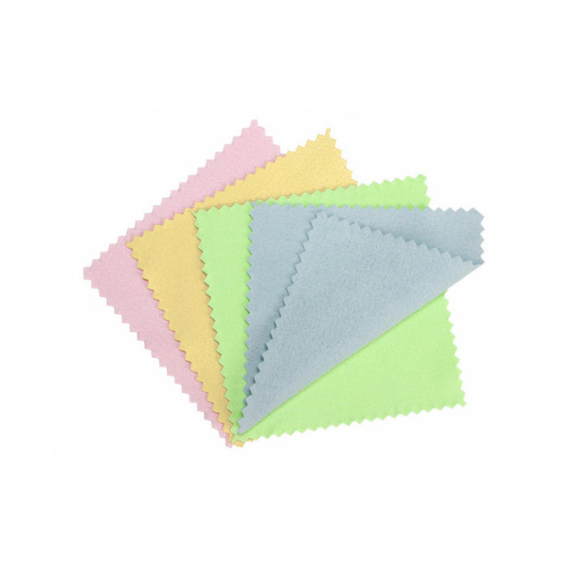 10pcs New Glasses Jewelry Polishing Cloth Clean Cleaning for Glasses Platinum Gold and Silver
